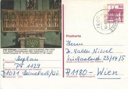8031 Wörthsee 1993 - Göttingen Altar St. Jacobi - Thermalisme
