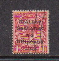 IRELAND    1922    1d  Red    Printed  By  Dollard    USED - Used Stamps