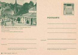 Deutschland Postcard Staatsbad Meinberf Am Teutoburger Wald, Heilbad Fur Rheuma, Nerven - Thermalisme