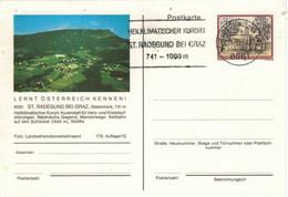 8061 St. Radegund Bei Graz - Kuranstalt Schöckel - Heilklimatischer Kurort - Thermalisme