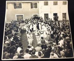 C2/6 - Grupo Folclórico* Teatro*Dança * Costumes * Típico (19,5*17,5cm) - Anonymous Persons