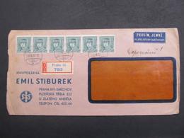 BRIEF Praha 20.6.1939 B.u.M. Vorläufer   ///  C2826 - Briefe U. Dokumente
