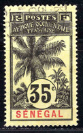 Sénégal  - 1906 -  Palmiers  -  N° 39  - Oblit - Used - Used Stamps