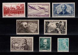 YV 538 à 545 N** Cote 10,40 Euros - Unused Stamps