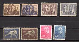 1951-52, île De Terceira, Révolution Nationale, Hockey Sur Patin à Roulettes,  Cote 31 € - Unused Stamps