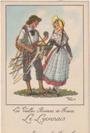 Illustrateur   :  Jean Droit : Le  Lyonnais , Lyon (  Farine  Jammet) - Andere Illustrators