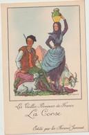 Illustrateur   :  Jean Droit : La  Corse   (  Farine  Jammet) - Andere Illustrators
