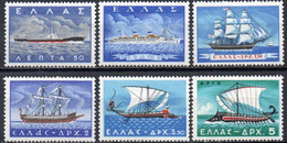 GRECE 1958 * - Unused Stamps