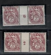 Alexandrie  Egypte _ 2  Millésimes _ 1912/1916 / N°20 Neufs - Unused Stamps