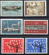GRECE 1962 * - Unused Stamps
