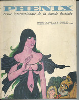 PHENIX  N° 38 -  1974  Couverture PICHARD - Ohne Zuordnung