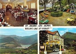 """04 - Saint André Les Alpes - Hôtel """"Lac Et Forêt"""" - Multivues - Otros Municipios"""