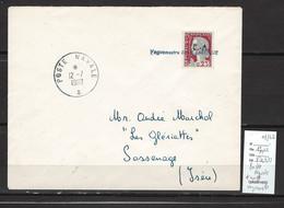 Algerie - EA - Poste Navale Avec Griffe Du Vaguemestre - 07/1962 - Covers & Documents