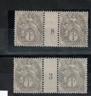 Alexandrie  Egypte _ 2  Millésimes _1913 /1918 / N°19 Neufs - Unused Stamps