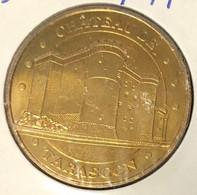 13 CHÂTEAU DE TARASCON MDP 2011 MEDAILLE SOUVENIR MONNAIE DE PARIS JETON TOURISTIQUE MEDALS COINS TOKENS - 2011