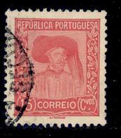 ! ! Portugal - 1935 Infant Henry 15c - Af. 569a - Used - Used Stamps