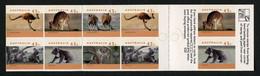 AUSTRALIE 1994 Carnet N° C1368 ** Neuf MNH Superbe C 11 € Faune Sauvage Kangourous Koalas Animaux - Mint Stamps