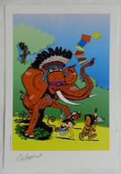 EX LIBRIS GILSON N°118-150 SIGNE  XL - Künstler G - I