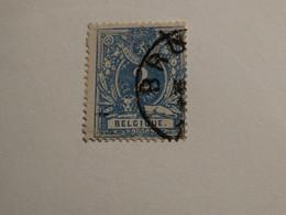 COB 27 2c - 1869-1888 Lion Couché