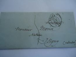 FRANCE COVER  1846      GARN  3 SCAN - Unclassified