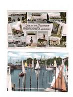Gruß Aus Der Zeppelinstadt Friedrichshafen + Yachthafen - Friedrichshafen