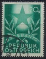 1949 - 935 - ** - Esperanto-Kongress - 1945-60 Unused Stamps