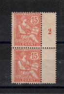 Levant _ 1 Millésimes _ 1902 / N°15 - Unclassified