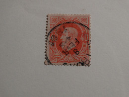 COB 34 40c - 1865-1866 Profil Gauche