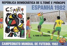 Santo Tome Y Principe Hb 32 SIN DENTAR - 1982 – Spain