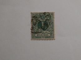 COB 26 1C - 1869-1888 Lion Couché