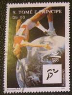 SAINT THOMAS ET PRINCE -  Jeux Olympiques D'été - Saut En Hauteur - Summer 1992: Barcelona