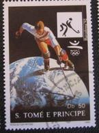 SAINT THOMAS ET PRINCE -  Jeux Olympiques D'été - Hockey - Summer 1992: Barcelona