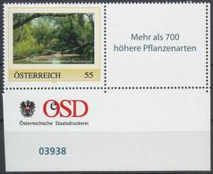 Personalisierte Marke Mit Bogennummer Aus Österreich - Postfrisch ** - Euronominale = 0,55 (F1694) - Private Stamps
