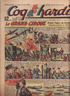 COQ HARDI N°155 Mars 1949 5eme Année - Andere Magazine