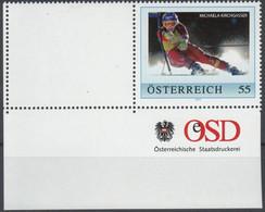 Personalisierte Marke Aus Österreich - Postfrisch ** - Euronominale = 0,55 (F1697) - Private Stamps