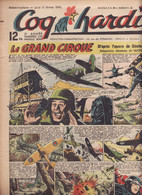 COQ HARDI N°152 Février 1949 5eme Année - Andere Magazine