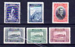 Turquie 1929, Kizil-Irmak, Boz Kurd, Ankara, Kemal Pacha, 744 / 749*, Cote 170 € - Unused Stamps