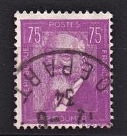 1933 Y&T N° 292 Oblitéré - Used Stamps