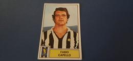 Figurina Calciatori Panini 1971/72 - Capello Juventus - Edizione Italiana