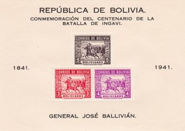 Bolivia Hb 2 - Bolivien