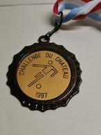 Luxembourg Médaille, Challenge Du Château 1997 - Autres