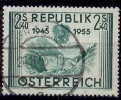 10 Jahre Republik Michel 1016 - 1945-60 Used