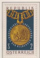 AUSTRIA  -  1967 Fine Arts 2s Never Hinged Mint - 1961-70 Unused Stamps