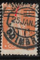 PORTUGAL 1928 2C Ceres -Clear Bars Error VI. VFU No Faults - Unclassified