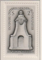 AUSTRIA  -  1967 Land Registry 2s Never Hinged Mint - 1961-70 Unused Stamps