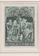 AUSTRIA  -  1967 Christmas 2s Never Hinged Mint - 1961-70 Unused Stamps