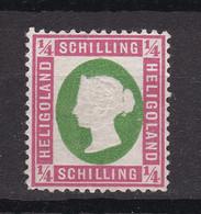 Helgoland - 1873 - Michel Nr. 8 ND - Ungebr. - Heligoland