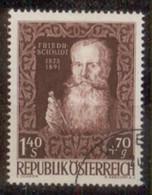 Dombaumeister Schmidt, Spitzenwer Aus Satz 878-884 - 1945-60 Used