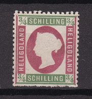 Helgoland - 1873 - Michel Nr. 9 ND - Ungebr. - Heligoland