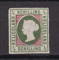 Helgoland - 1867 - Michel Nr. 1 ND - Ungebr. - Heligoland